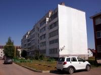 Похвистнево, улица Бережкова, дом 47. многоквартирный дом