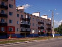 Похвистнево, улица Бережкова, дом 12. многоквартирный дом