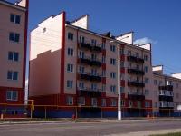 Похвистнево, улица Бережкова, дом 14. многоквартирный дом
