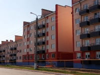 Похвистнево, улица Бережкова, дом 16. многоквартирный дом