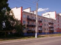 Похвистнево, улица Бережкова, дом 16А. многоквартирный дом