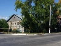 Похвистнево, улица Бережкова, дом 20. многоквартирный дом