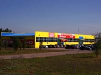 Похвистнево, улица Бережкова, дом 51. супермаркет