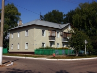 Pokhvistnevo, Gagarin st, house 5. Apartment house