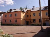 波赫维斯特涅沃, Gagarin st, 房屋 11. 公寓楼