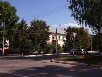 Похвистнево, улица Гагарина, дом 12. многоквартирный дом