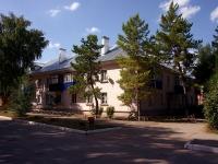 Похвистнево, улица Гагарина, дом 13. многоквартирный дом
