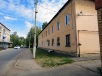 波赫维斯特涅沃, Gagarin st, 房屋 14. 公寓楼