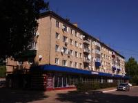 Похвистнево, улица Гагарина, дом 17. многоквартирный дом