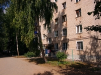 Pokhvistnevo, Gagarin st, house 18. Apartment house