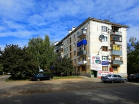 Pokhvistnevo, Gagarin st, house 33. Apartment house