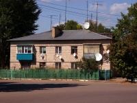 Похвистнево, улица Гагарина, дом 1А. многоквартирный дом