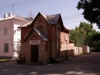 Похвистнево, улица Гагарина, дом 12А. неиспользуемое здание