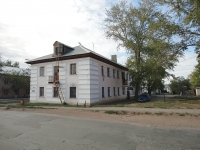 Pokhvistnevo, Gazovikov st, house 17. Apartment house