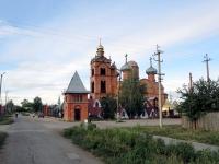 波赫维斯特涅沃, 寺庙 В честь иконы Божией Матери Табынской, Kirov st, 房屋 8