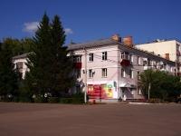 Pokhvistnevo, st Komsomolskaya, house 35.