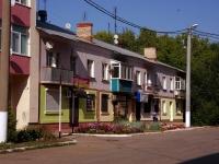 Pokhvistnevo, st Komsomolskaya, house 37. Apartment house