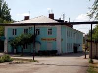 Pokhvistnevo, Komsomolskaya st, house 49. Apartment house