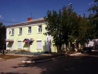 Pokhvistnevo, st Komsomolskaya, house 51. Apartment house