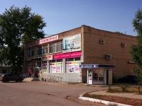Pokhvistnevo, Komsomolskaya st, house 57. shopping center