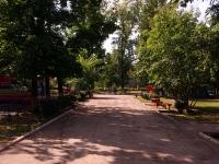 Похвистнево, улица Комсомольская, сквер