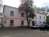 Pokhvistnevo, Komsomolskaya st, house 29. Apartment house