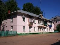 Pokhvistnevo, st Komsomolskaya, house 31. Apartment house