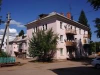波赫维斯特涅沃, Komsomolskaya st, 房屋 33. 公寓楼
