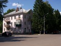 Pokhvistnevo, Komsomolskaya st, house 33. Apartment house