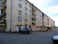 Pokhvistnevo, Komsomolskaya st, house 34. Apartment house