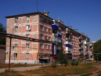 Pokhvistnevo, Kosogornaya st, house 20. Apartment house