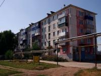Похвистнево, улица Косогорная, дом 22. многоквартирный дом