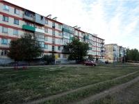 Pokhvistnevo, Kosogornaya st, house 24. Apartment house