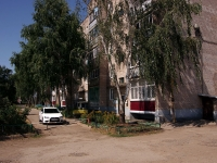 Похвистнево, улица Косогорная, дом 26. многоквартирный дом