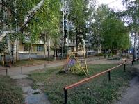 Pokhvistnevo, Kosogornaya st, house 41. Apartment house