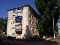 Pokhvistnevo, Kosogornaya st, house 43. Apartment house