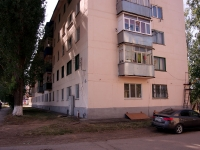 Pokhvistnevo, Kosogornaya st, house 45. Apartment house