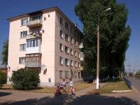 Похвистнево, улица Косогорная, дом 45. многоквартирный дом