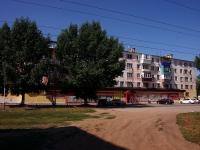 Pokhvistnevo, Kosogornaya st, house 47. Apartment house
