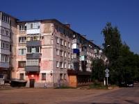 Pokhvistnevo, Kosogornaya st, house 49. Apartment house