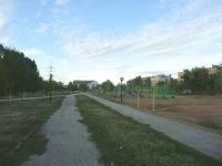 波赫维斯特涅沃, Kosogornaya st, 街心公园