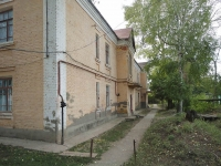 Pokhvistnevo, Kooperativnaya st, house 33. Apartment house