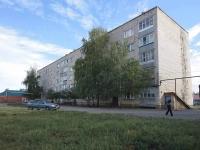 Похвистнево, улица Кооперативная, дом 51. многоквартирный дом