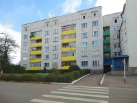 Pokhvistnevo, Kooperativnaya st, house 148А. Apartment house