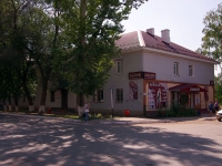 Pokhvistnevo, Kuybyshev st, house 3. Apartment house