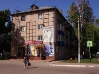Pokhvistnevo, st Kuybyshev, house 5. Apartment house