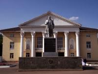 波赫维斯特涅沃, Leningradskaya st, 纪念碑