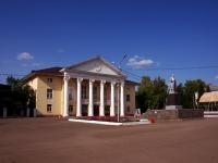 Похвистнево, дом/дворец культуры г. Похвистнево, улица Ленинградская, дом 2