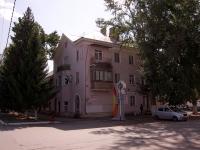 Похвистнево, улица Ленинградская, дом 5. многоквартирный дом