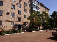 Pokhvistnevo, st Lermontov, house 14. Apartment house